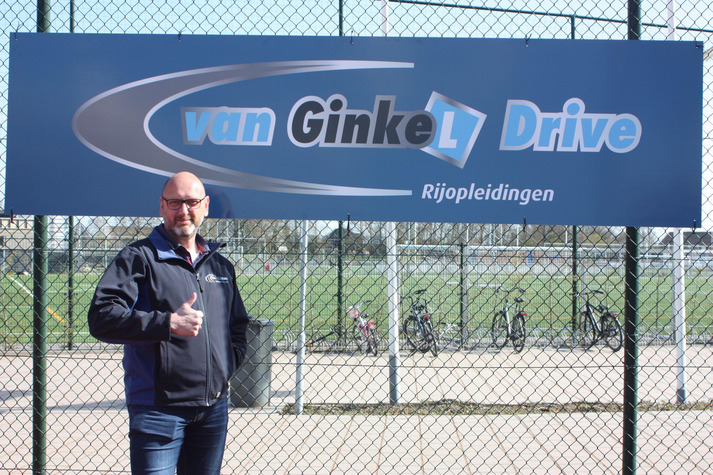Van Ginkel Drive is de trotste sponsor van TVTA